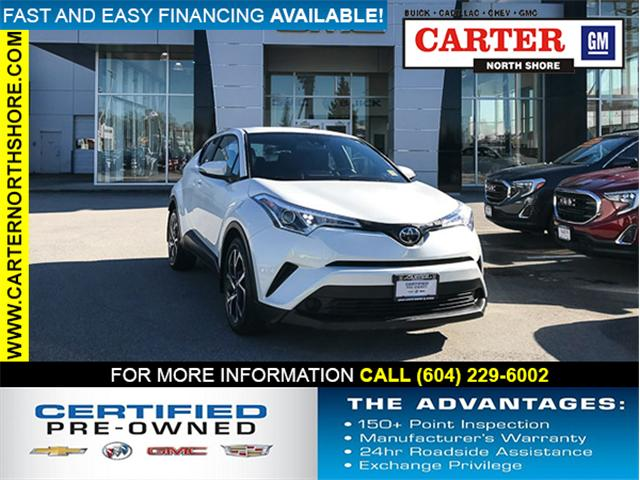 2018 Toyota C-HR XLE (Stk: 8K40711) in North Vancouver - Image 1 of 28