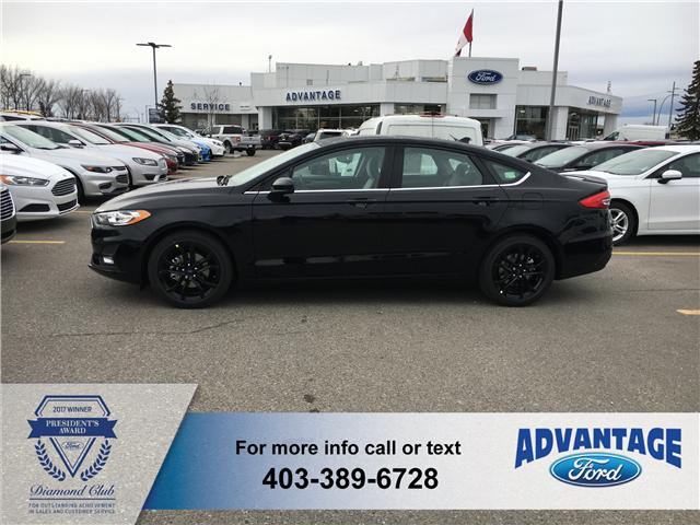 2019 Ford Fusion SE (Stk: K-162) in Calgary - Image 2 of 5