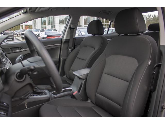 2018 Hyundai Elantra GLS (Stk: AB0778) in Abbotsford - Image 12 of 25