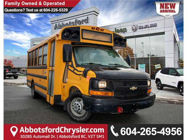2011 Chevrolet Express Cutaway Standard (Stk: J277325A) in Abbotsford - Image 1 of 18