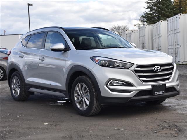 2017 Hyundai Tucson SE (Stk: R76586) in Ottawa - Image 1 of 9