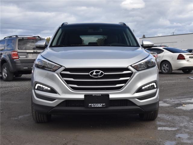 2017 Hyundai Tucson SE (Stk: R76586) in Ottawa - Image 2 of 9