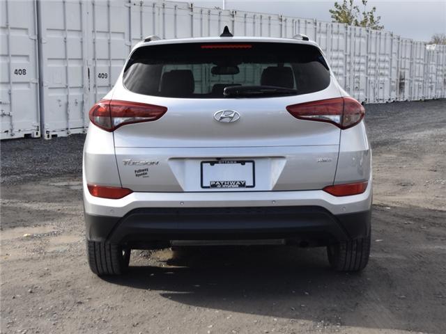 2017 Hyundai Tucson SE (Stk: R76586) in Ottawa - Image 7 of 9
