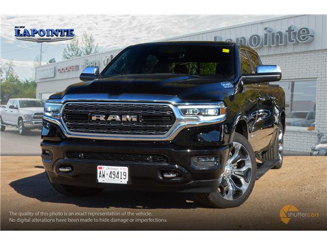 2019 RAM 1500 Limited (Stk: 19008) in Pembroke - Image 1 of 20