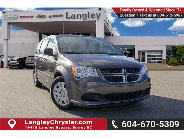 2017 Dodge Grand Caravan CVP/SXT (Stk: EE897000) in Surrey - Image 1 of 23