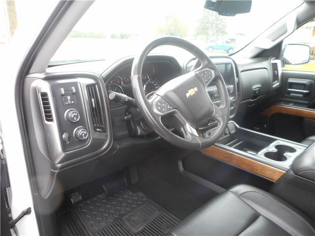 2017 Chevrolet Silverado 1500 2LZ (Stk: NC 3673) in Cameron - Image 9 of 13