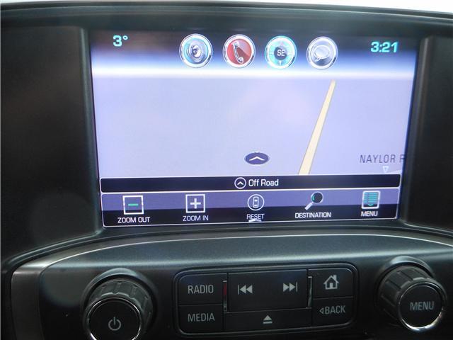 2017 Chevrolet Silverado 1500 2LZ (Stk: NC 3673) in Cameron - Image 11 of 13