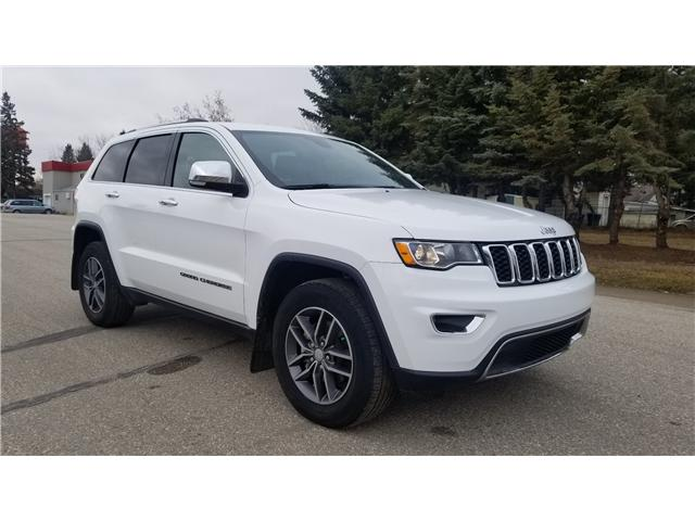 2018 Jeep Grand Cherokee Limited (Stk: T18-20A) in Nipawin - Image 1 of 28