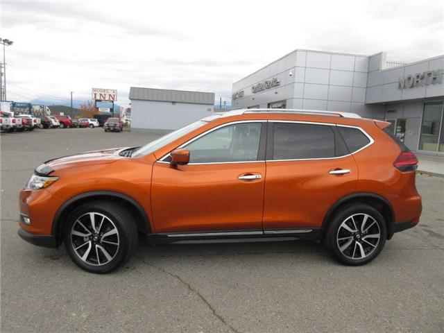 2017 Nissan Rogue SL Platinum (Stk: 61802) in Cranbrook - Image 2 of 26