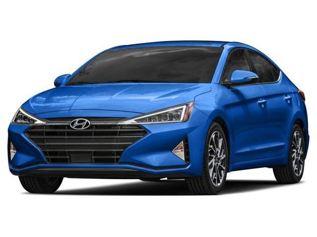 2019 Hyundai Elantra Luxury (Stk: 775603) in Whitby - Image 1 of 3
