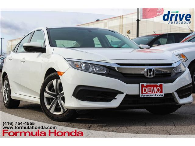 2018 Honda Civic LX (Stk: 18-0154D) in Scarborough - Image 1 of 19