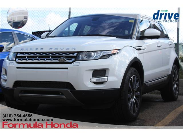 2015 Land Rover Range Rover Evoque Prestige (Stk: B10682) in Scarborough - Image 1 of 22
