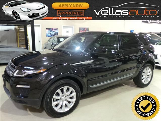 2018 Land Rover Range Rover Evoque  (Stk: NP4475) in Vaughan - Image 1 of 25