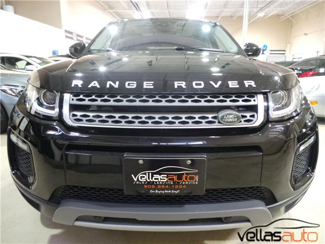 2018 Land Rover Range Rover Evoque SE| 4X4| NAVIGATION| PANO RF| REAR CAMERA at $44998 for sale ...