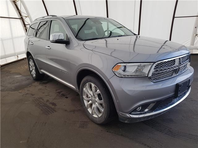 2018 Dodge Durango Citadel (Stk: 1814741R) in Thunder Bay - Image 1 of 21