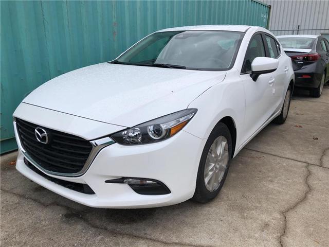 2018 Mazda Mazda3 GS (Stk: 187472) in Burlington - Image 1 of 5