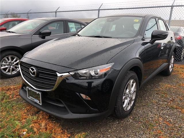 2019 Mazda CX-3 GS (Stk: 198661) in Burlington - Image 1 of 5
