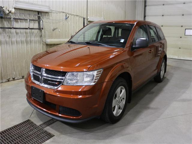2014 Dodge Journey  (Stk: JT123B) in Rocky Mountain House - Image 1 of 25