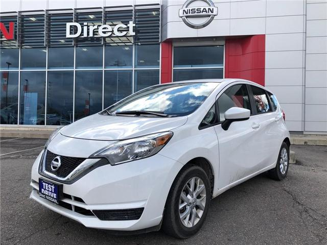2018 Nissan Versa Note SV - CERTIFIED PRE-OWNED (Stk: P0583) in Mississauga - Image 1 of 15