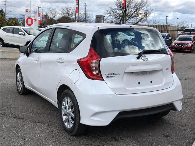 2018 Nissan Versa Note SV - CERTIFIED PRE-OWNED (Stk: P0583) in Mississauga - Image 3 of 15