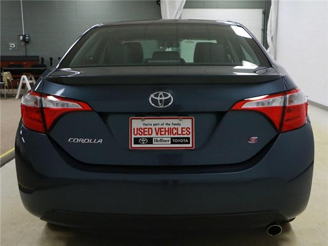 2014 Toyota Corolla S (Stk: 186288) in Kitchener - Image 20 of 28