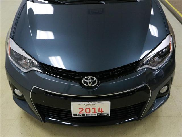 2014 Toyota Corolla S (Stk: 186288) in Kitchener - Image 24 of 28