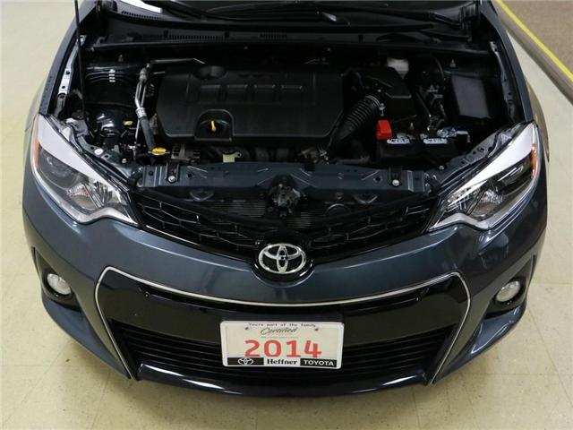 2014 Toyota Corolla S (Stk: 186288) in Kitchener - Image 25 of 28