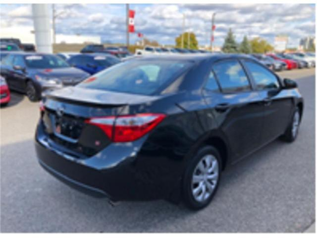2015 Toyota Corolla  (Stk: P6972) in Georgetown - Image 2 of 10