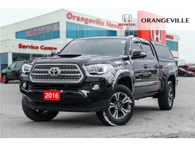2016 Toyota Tacoma  (Stk: V18307A) in Orangeville - Image 1 of 20