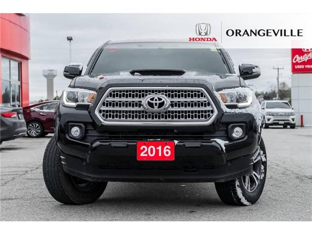 2016 Toyota Tacoma  (Stk: V18307A) in Orangeville - Image 2 of 20
