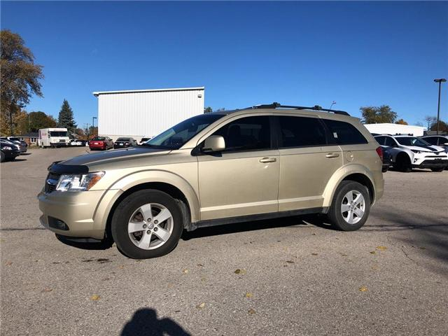 2010 Dodge Journey SXT (Stk: U25118) in Goderich - Image 1 of 16