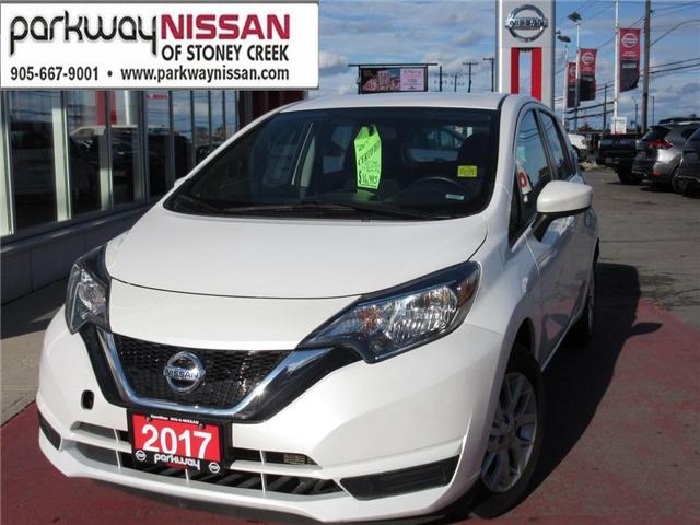 2017 Nissan Versa Note 1.6 SV (Stk: N1315) in Hamilton - Image 1 of 19