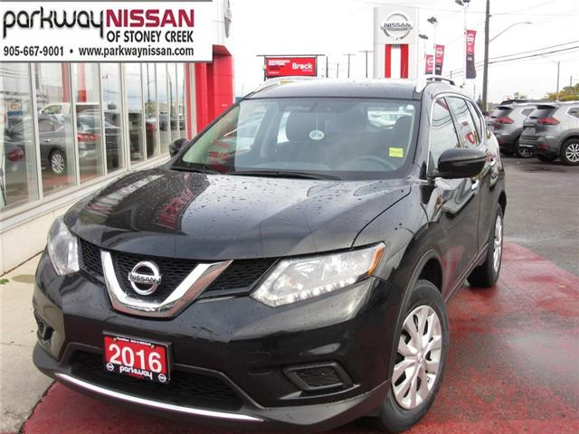 2016 Nissan Rogue S (Stk: N1352) in Hamilton - Image 1 of 27