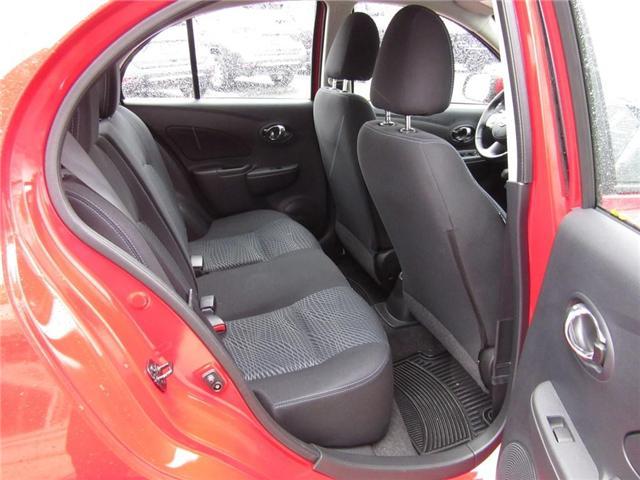 2017 Nissan Micra SR (Stk: N1310A) in Hamilton - Image 8 of 16