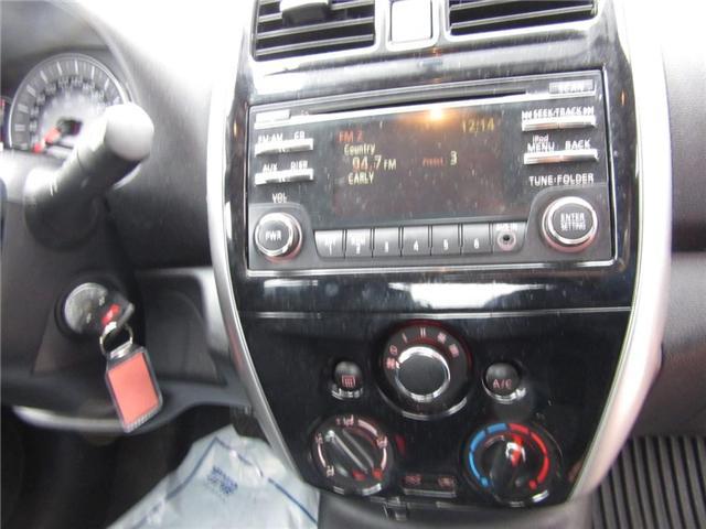 2017 Nissan Micra SR (Stk: N1310A) in Hamilton - Image 12 of 16