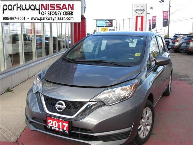 2017 Nissan Versa Note 1.6 SV (Stk: N1321) in Hamilton - Image 1 of 18