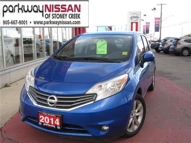 2014 Nissan Versa Note 1.6 SL (Stk: N1327) in Hamilton - Image 1 of 21
