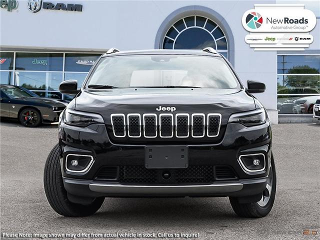 2019 Jeep Cherokee Limited (Stk: J18443) in Newmarket - Image 2 of 23