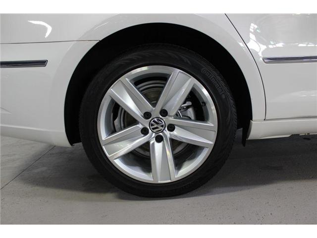 2013 Volkswagen CC Sportline (Stk: 517583) in Vaughan - Image 2 of 30