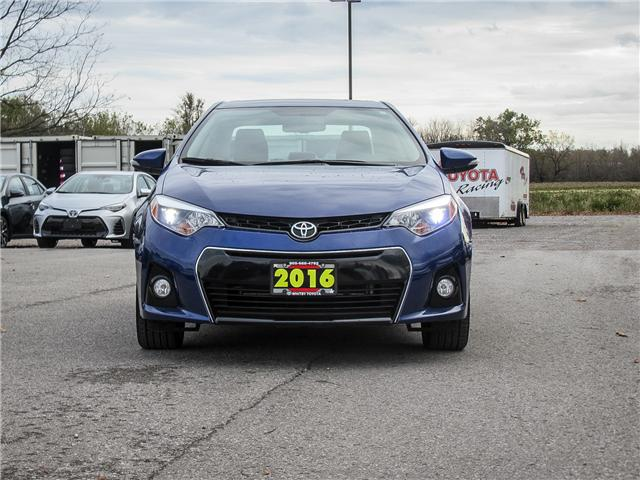 2016 Toyota Corolla  (Stk: U8106) in Whitby - Image 2 of 22