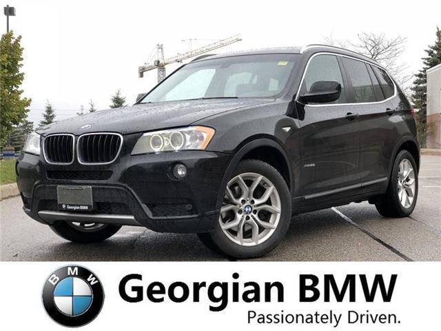 2013 BMW X3 xDrive28i (Stk: B18328-1) in Barrie - Image 1 of 9