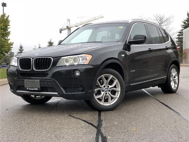 2013 BMW X3 xDrive28i (Stk: B18328-1) in Barrie - Image 2 of 9