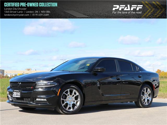 2016 Dodge Charger SXT (Stk: 8832B) in London - Image 1 of 20