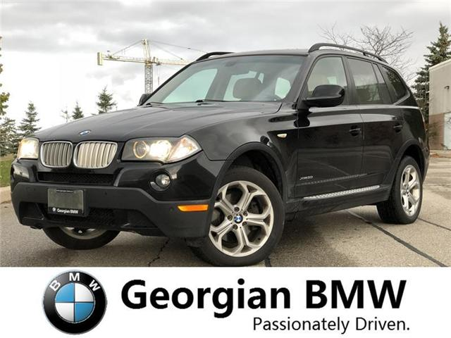 2010 BMW X3 xDrive30i (Stk: P1269-2) in Barrie - Image 1 of 12