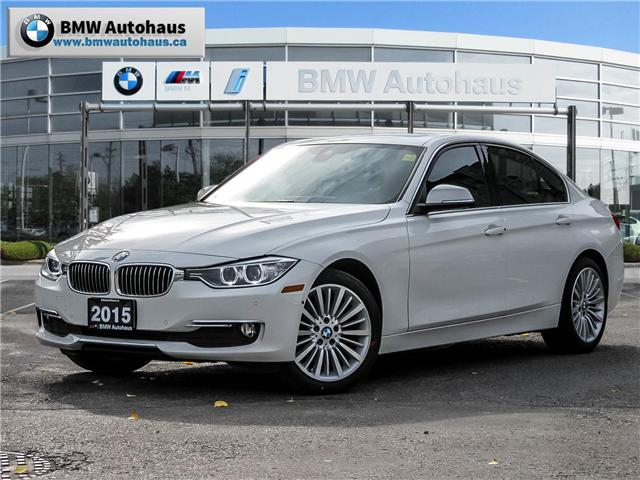 2015 BMW 328d xDrive (Stk: P8556) in Thornhill - Image 1 of 23