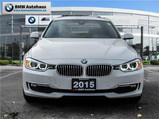 2015 BMW 328d xDrive (Stk: P8556) in Thornhill - Image 2 of 23