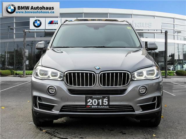 2015 BMW X5 xDrive35i (Stk: P8574) in Thornhill - Image 2 of 25