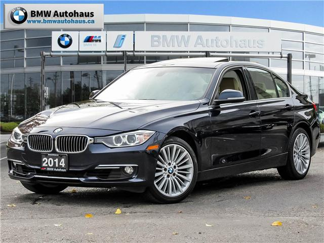 2014 BMW 328i xDrive (Stk: P8575) in Thornhill - Image 1 of 23