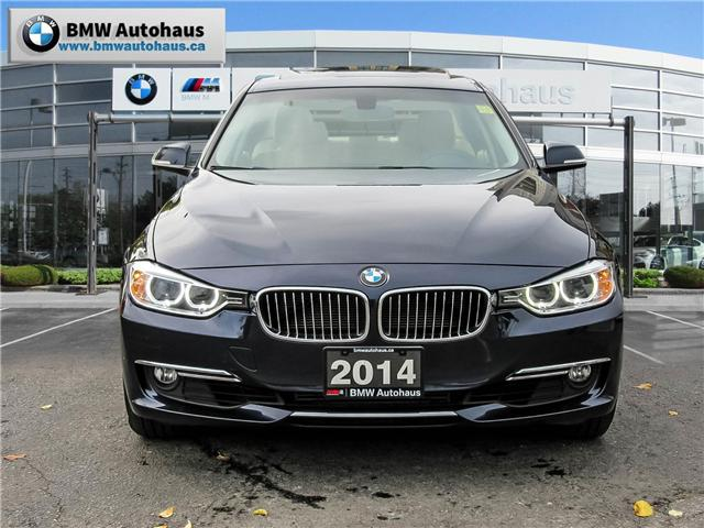 2014 BMW 328i xDrive (Stk: P8575) in Thornhill - Image 2 of 23