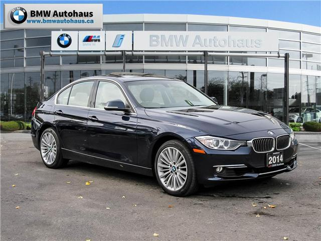 2014 BMW 328i xDrive (Stk: P8575) in Thornhill - Image 3 of 23